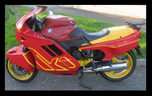 Moto BMW K1